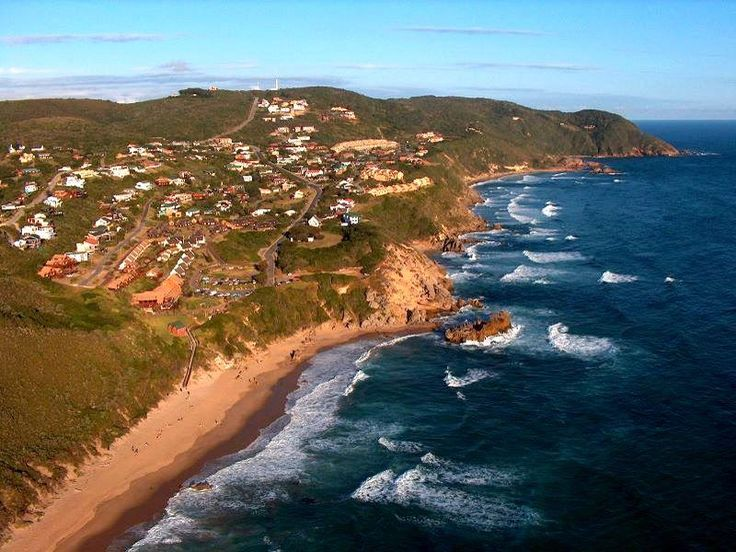 #BrentonOnSea is lying on the other side of #Knysna's Western Head, nestled on the shores of the #IndianOcean.