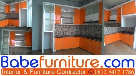 Jasa Pembuatan Kitchen Set Serpong 0812 8417 1786: Jasa Pembuatan Kitchen Set Serpong