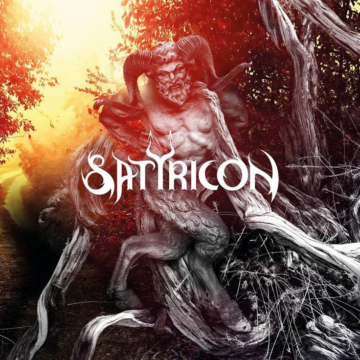 Caratula Frontal de Satyricon - Satyricon