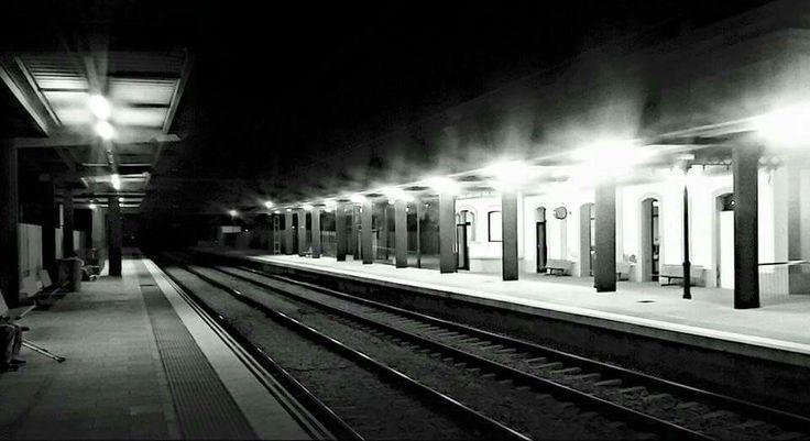 Estación, Cubelles #Ciudad