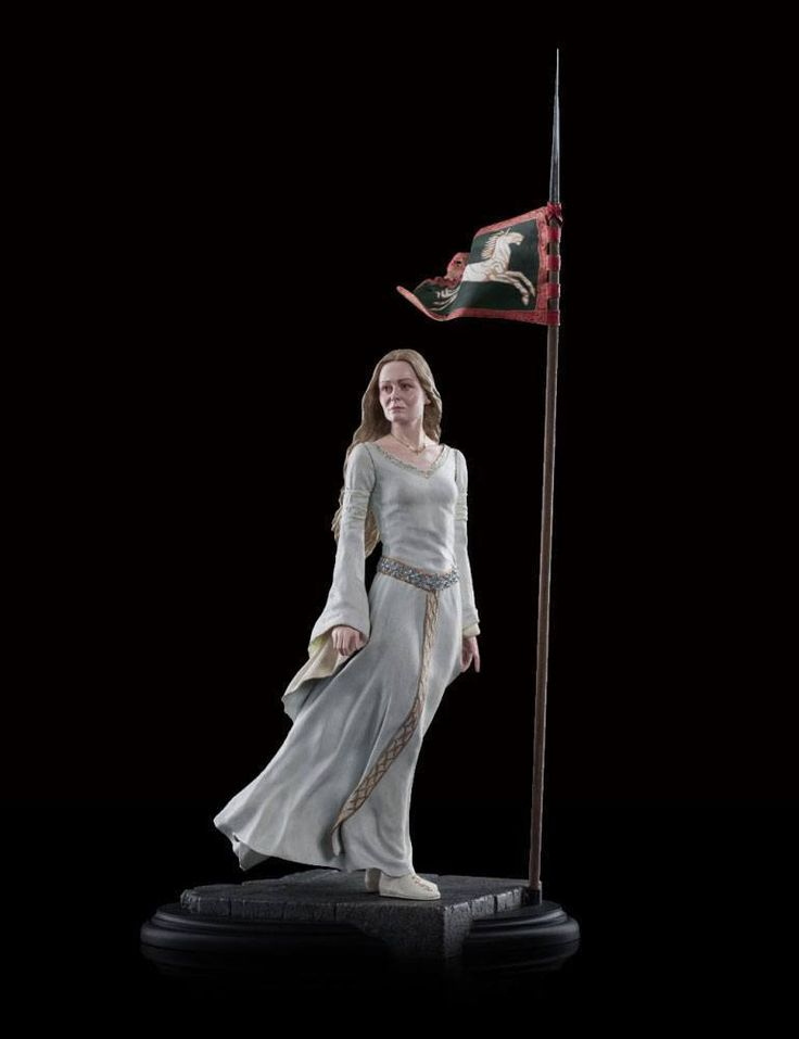 Herr der Ringe Statue 1/6 Lady Eowyn von Rohan 45 cm - Lord of the rings