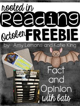 These fact and opinion activities will work perfectly will Rooted in Reading October!  Pair this with the nonfiction reader from Stellaluna, and you will be good to go!  To find our other Rooted in Reading units click below:THE BUNDLEROOTED IN READING AUGUSTROOTED IN READING SEPTEMBERROOTED IN READING OCTOBERROOTED IN READING NOVEMBERROOTED IN READING DECEMBERROOTED IN READING JANUARYROOTED IN READING FEBRUARYROOTED IN READING MARCHROOTED IN READING APRILROOTED IN READING MAY