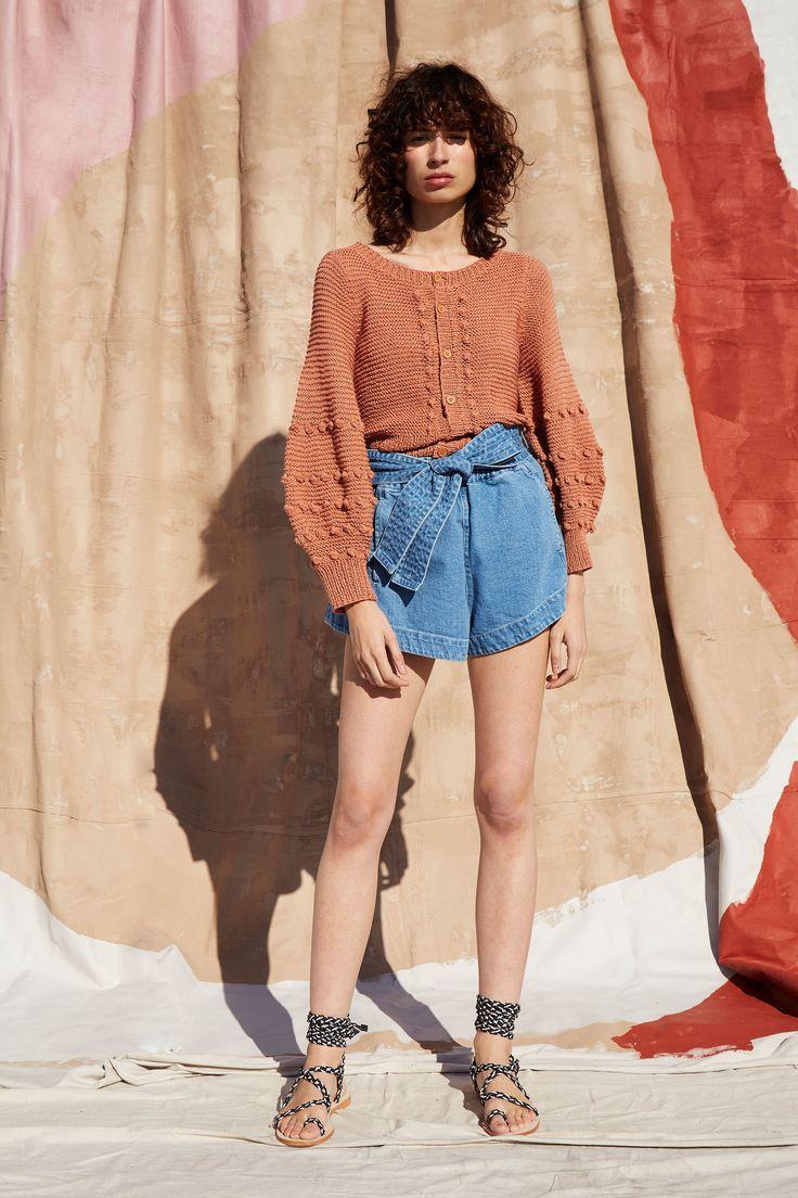 Apiece Apart Pre-Fall 2018 Fashion Show Collection