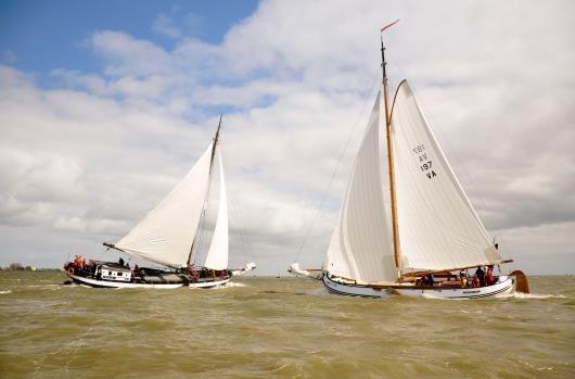 Muiden Maritiem - via http://bit.ly/epinner  Uit de fotowedstrijd van het Noord Hollands dagblad gehouden tijdens de Pieperrace 2012