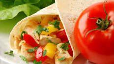 Chipotle Chicken Burritos Recipe | Food Network Kitchen | Food Network
