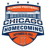Illinois will host a Chicago Homecoming this fall for the thousands of UI alumni in Chicagoland when the Fighting Illini face the Washington Huskies at historic Soldier Field on Sept. 14. Buy Tickets | Soldier Field Seating Chart | 2013 Schedule |