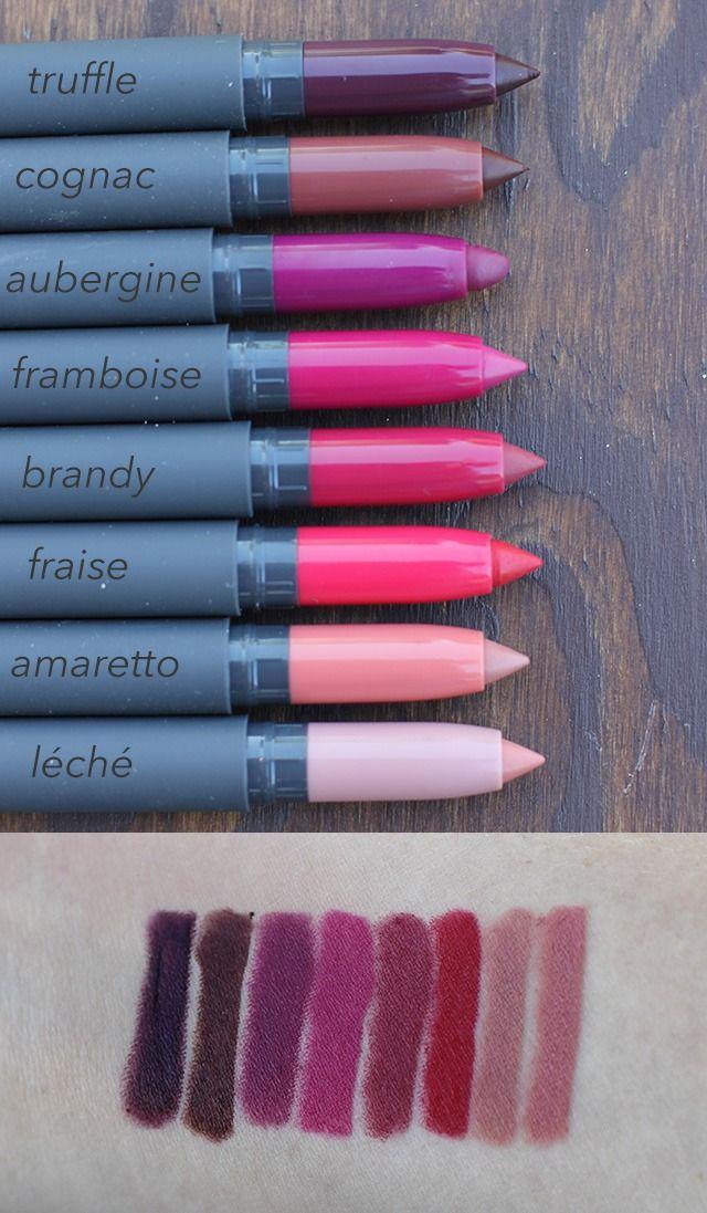 #BiteBeauty -- Bite Beauty's Matte Creme Lip Crayons