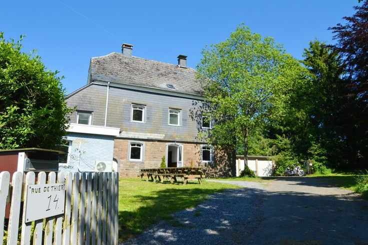 Vakantiehuis Robertville (Waimes) Ardennen Bellvilla