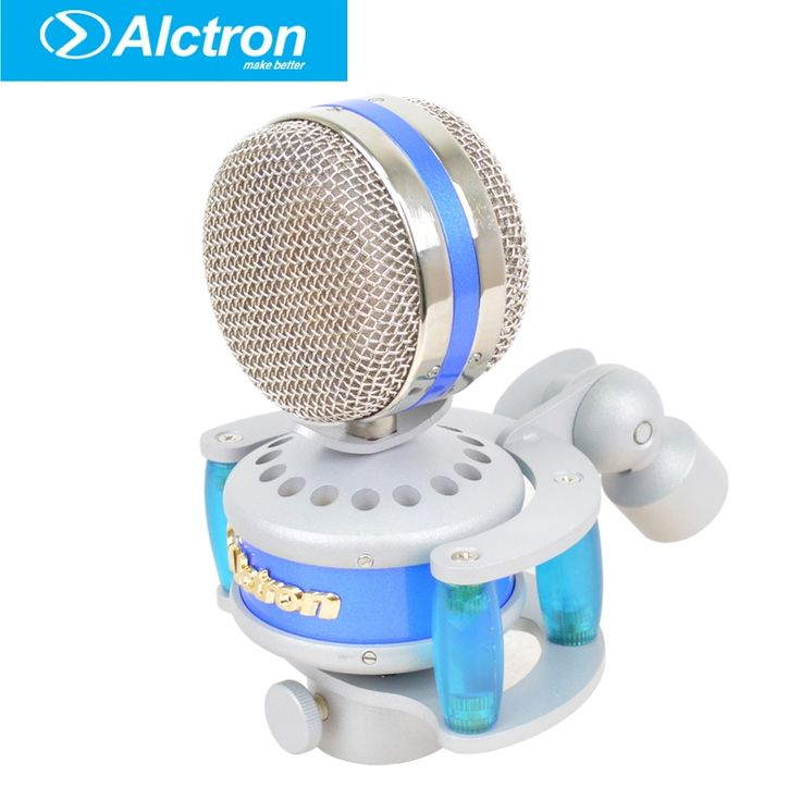 199.00$  Buy now - http://ali2g6.worldwells.pw/go.php?t=32670860373 - Alctron MC680 Professional Gold Diaphragm Studio Condenser Microphone,Studio Condenser Mic,Recording Microphone. 199.00$