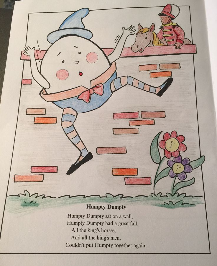 Mother Goose Coloring Book By Cathy Beylon