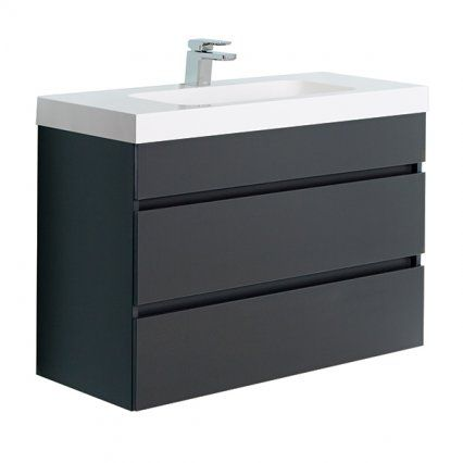 Athena Amara 900 Double Drawer Vanity