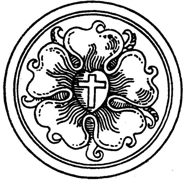 2164 best coloring pages images on pinterest coloring for Martin luther s seal coloring page