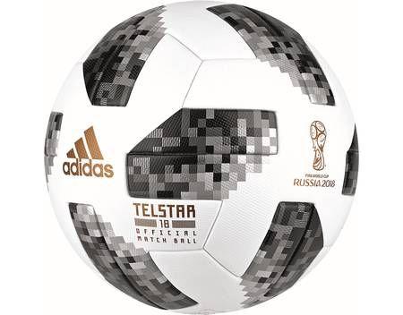 adidas World Cup Offizieller Matchball - WM 2018 Telstar Spielball Fußball - CE8083 günstig kaufen - Allyouneed.com