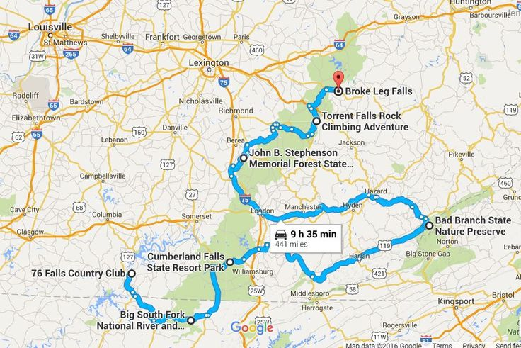 Kentucky has fewer waterfalls then one would expect, but what we lack in quantity, we make up in beauty. Here is the ultimate waterfall road trip.