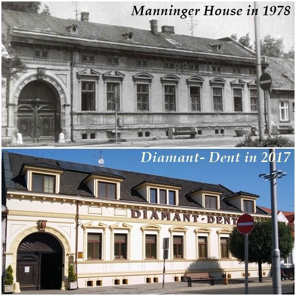 Past&Present at Diamant Dent