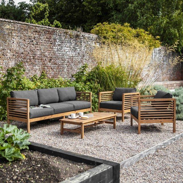 Cadgwith Sofa Set In 2020 Outdoor Sofa Sets Outdoor Sofa Sofa Set
