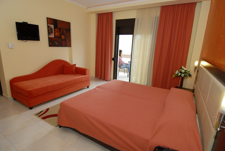 Spacious rooms with bathrooms to serve people with disabilities and the proper dimensions