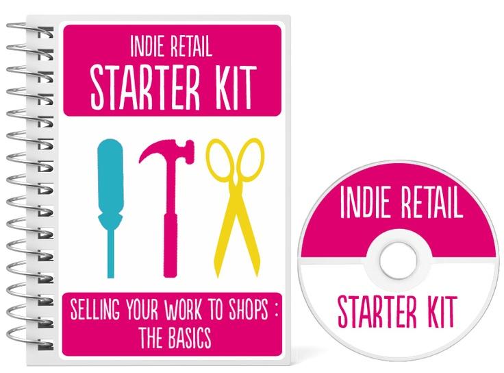 Indie Retailer Starter Kit