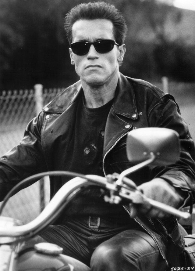 Terminator 2: Judgment Day (1991)  Photos with Arnold Schwarzenegger