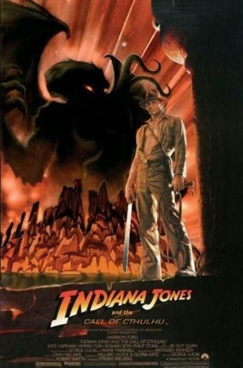 Indiana Jones and the Call of Cthulhu