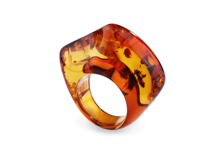 Amber Rings Beautiful And Jewellery