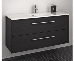 Scanbad Mikado 120cm 2 Drawer Vanity Unit