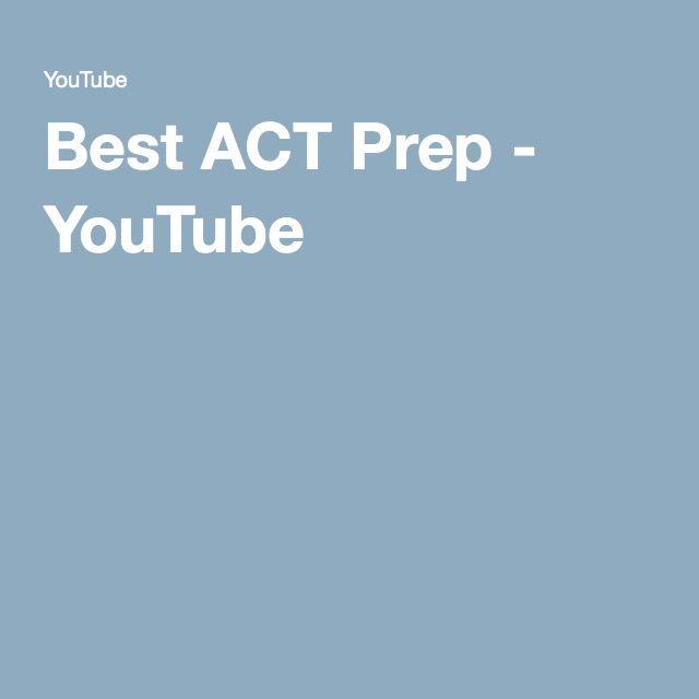 152 best actsat images on pinterest school stuff school tips and best act prep youtube more publicscrutiny Gallery