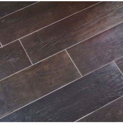 Faux Bois (wood) porcelain tiles - 10 Best House - Flooring Images On Pinterest