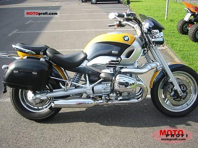 BMW R1200C/R 1200 C Avantgarde #6