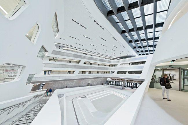 LIBRARY Amp LEARNING CENTER Vienna University Of Economics