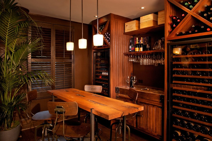 Fantastic bar room!