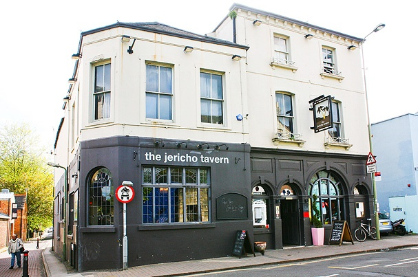 The Jericho, Oxford, England! Radiohead's first gig. A few pints enjoyed here!