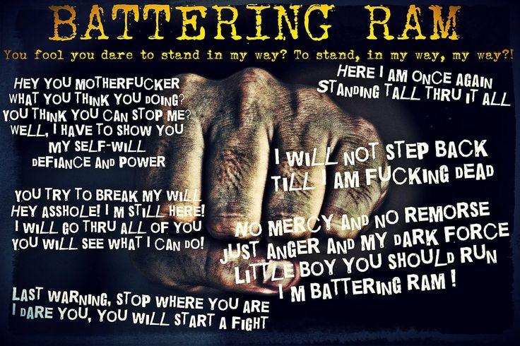 Batterring Ram