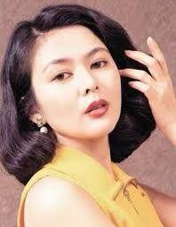 Rosamund Kwan, a Chinese actress from Hong Kong