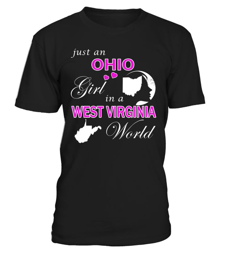 Just an Ohio Girl in a West Virginia World #Ohio