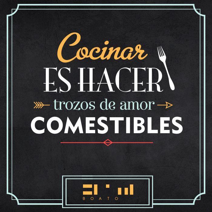 frases de cocina con amor - Buscar con Google