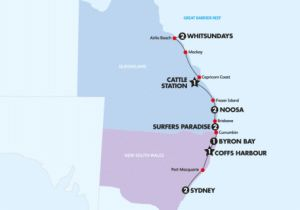 Contiki - Sunsets and Surf with Sailing (Start Sydney) - 12 Days