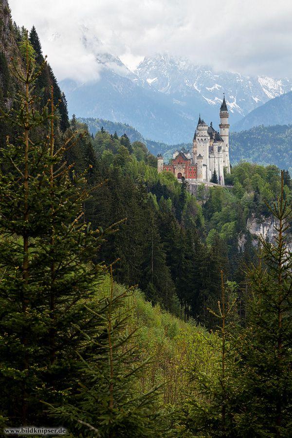 Schloss Neuschwanstein Neuschwanstein Schloss Neuschwanstein Neue Wege