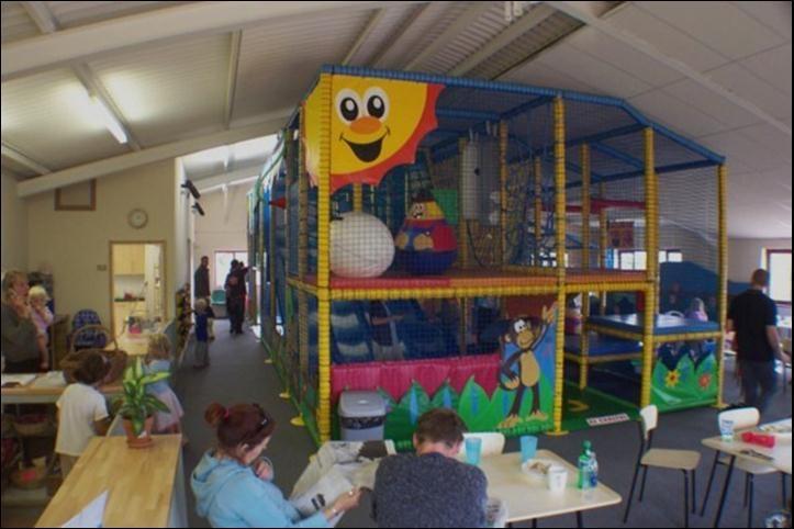 Cheeky Monkeys Ltd - Childrens Activity Centre Playhouse