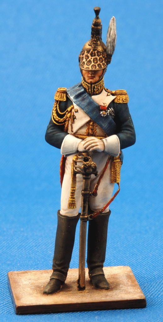 Французский генерал Орнано - 1812  ММС