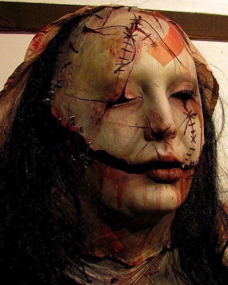 Created by Rubber Gorilla . #beardedhorror #horror #horrormovie #movie #film #art #sfx #sfxmakeup #makeup #gore #scary #specialeffects #macabre #blood #horrorart #horrormakeup #horrorfx #terror #sculpture #spfx