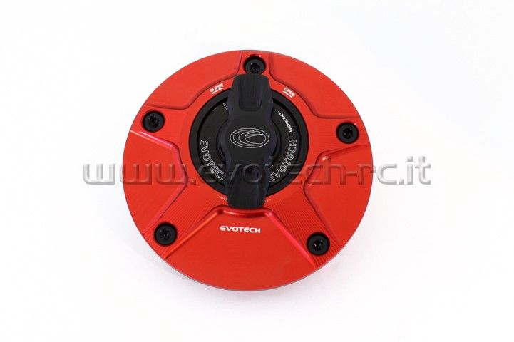 Tappo Benzina #Ducati 5 viti/ #Ducati Rapid Fuel cap 5 bolts