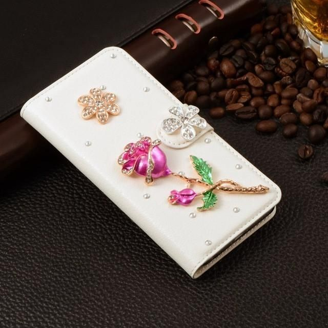 Size: 5.8 inch / 6.2 inch  Brand Name: UTOPER  Retail Package: No  Function: Dirt-resistant  Type: Rhinestone Case  Compatible Brand: Samsung  is_customized: Yes  Style: Hand made,2017 Brand New on market & Hot Selling  Sales way: Support retail and wholesale For Samsung Galaxy S8 Plus 6.2 inch Case  Model Number: Capa For Samsung Galaxy S8 Case SM-G9500 5.8 inch Bling case  Material: Litchi pattern PU leather + Plastic + Rhinestone diamond  Design: Card Slots + High Quality PU Leather…