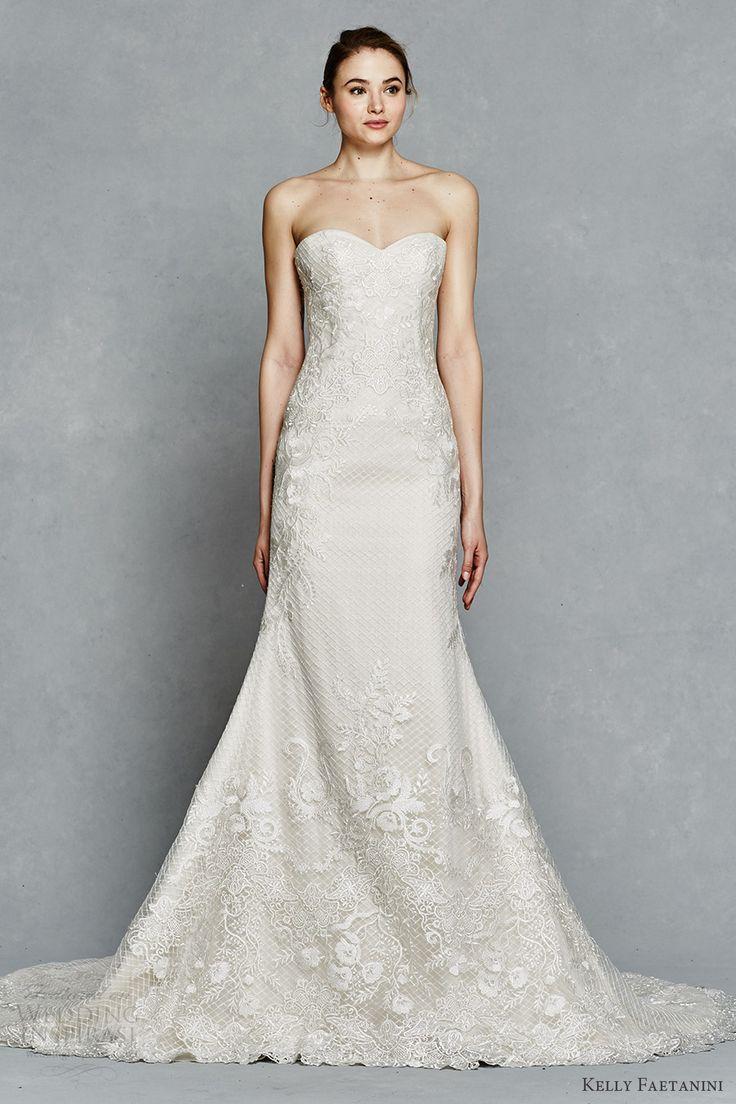 Kelly Faetanini Spring 2017 Wedding Dresses Beautiful