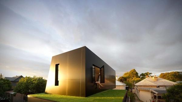 Australian Hill House