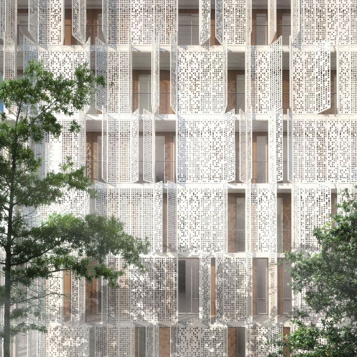 Facade pattern architecture  350 best Fassade images on Pinterest | Facade design, Architecture ...