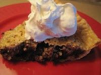 What's For Thanksgiving Dessert? Chocolate Chip Pecan Pie