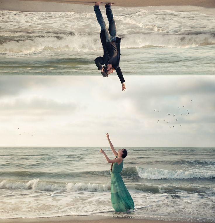Contatto  #Sea  #Model #Man #Woman #Conceptual #Dress #Pose #Sky #Hand #Beautiful #Nikon #Summer