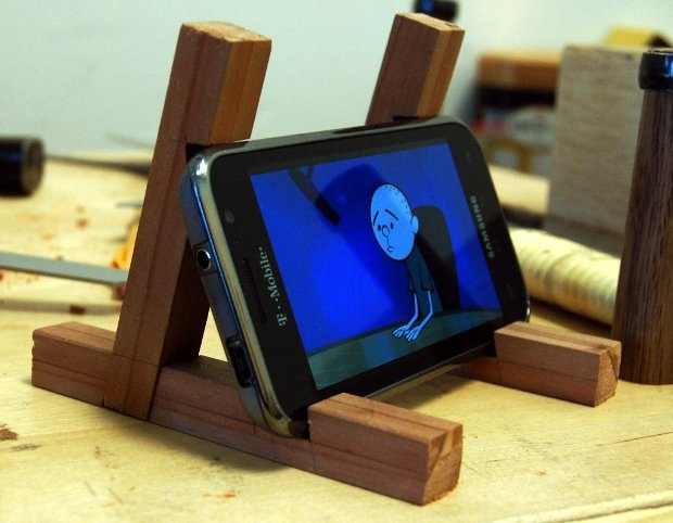 17 Best Ideas About Phone Stand On Pinterest