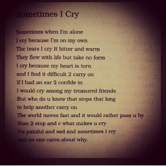 Emo Quotes About Suicide: Sometimes I Cry Tupac Poem- My Favorite